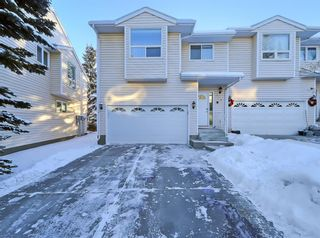 Photo 1: 119 Prominence Heights SW in Calgary: Patterson Row/Townhouse for sale : MLS®# A1070136