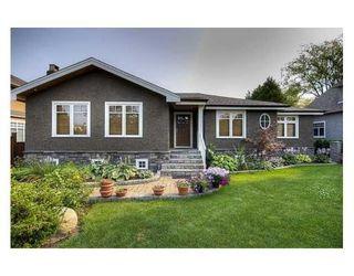 Photo 1: 1070 W KING EDWARD AV in Vancouver: House for sale : MLS®# V844807