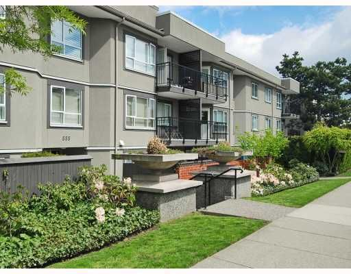 Main Photo: 119 555 W 14TH Avenue in Vancouver: Fairview VW Condo for sale (Vancouver West)  : MLS®# V808862