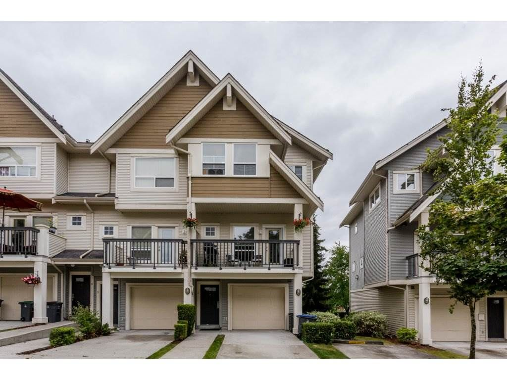 Main Photo: 4 15065 58 AVENUE in : Sullivan Station Townhouse for sale : MLS®# R2096917