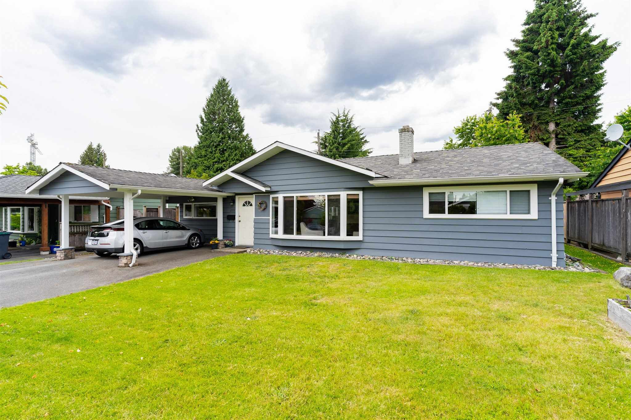 """Main Photo: 1233 REDWOOD Street in North Vancouver: Norgate House for sale in """"NORGATE"""" : MLS®# R2595719"""