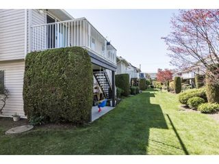 """Photo 37: 134 3160 TOWNLINE Road in Abbotsford: Abbotsford West Townhouse for sale in """"Southpointe Ridge"""" : MLS®# R2593753"""