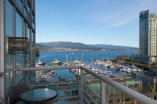 "Photo 20: 803 590 NICOLA Street in Vancouver: Coal Harbour Condo for sale in ""CASCINA"" (Vancouver West)  : MLS®# R2045601"