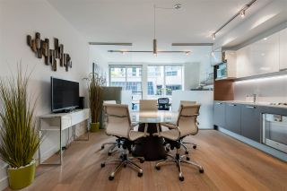 Photo 3: 307 1477 W PENDER Street in Vancouver: Coal Harbour Office for sale (Vancouver West)  : MLS®# C8038924