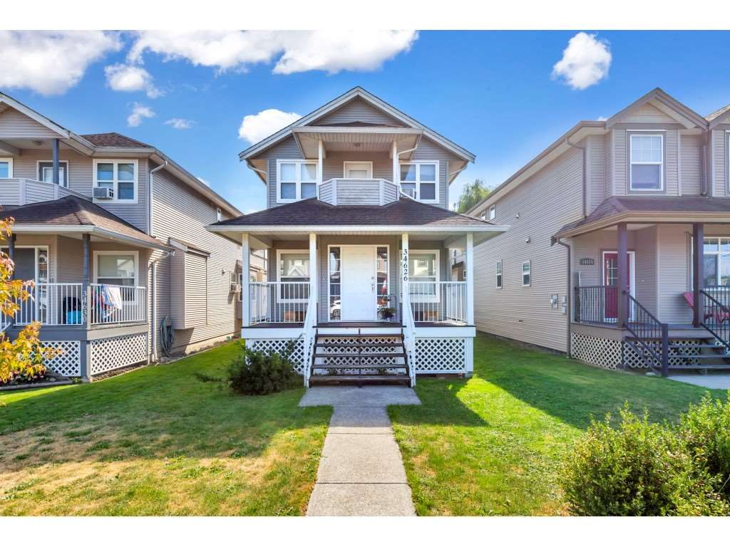 Main Photo: 34626 5 Avenue in Abbotsford: Poplar House for sale : MLS®# R2494453
