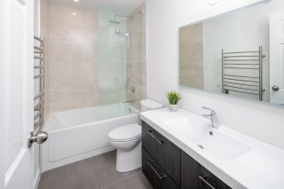 "Photo 13: 3 2305 W 10TH Avenue in Vancouver: Kitsilano Townhouse for sale in ""Park Place"" (Vancouver West)  : MLS®# R2440761"