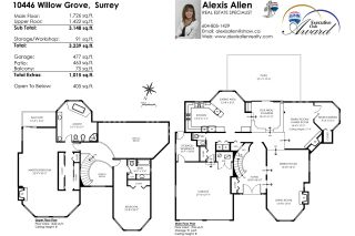 Photo 20: 10446 WILLOW Grove in Surrey: Fraser Heights House for sale (North Surrey)  : MLS®# R2187119