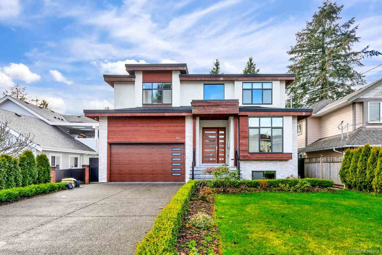 Main Photo: 6871 FULTON Avenue in Burnaby: Highgate House for sale (Burnaby South)  : MLS®# R2534076
