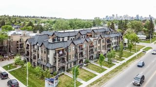 Photo 2: 106 3320 3 Avenue NW in Calgary: Parkdale Apartment for sale : MLS®# A1150757