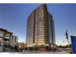 "Photo 1: 1102 400 CAPILANO Road in Port Moody: Port Moody Centre Condo for sale in ""Aria 2"" : MLS®# V1108927"