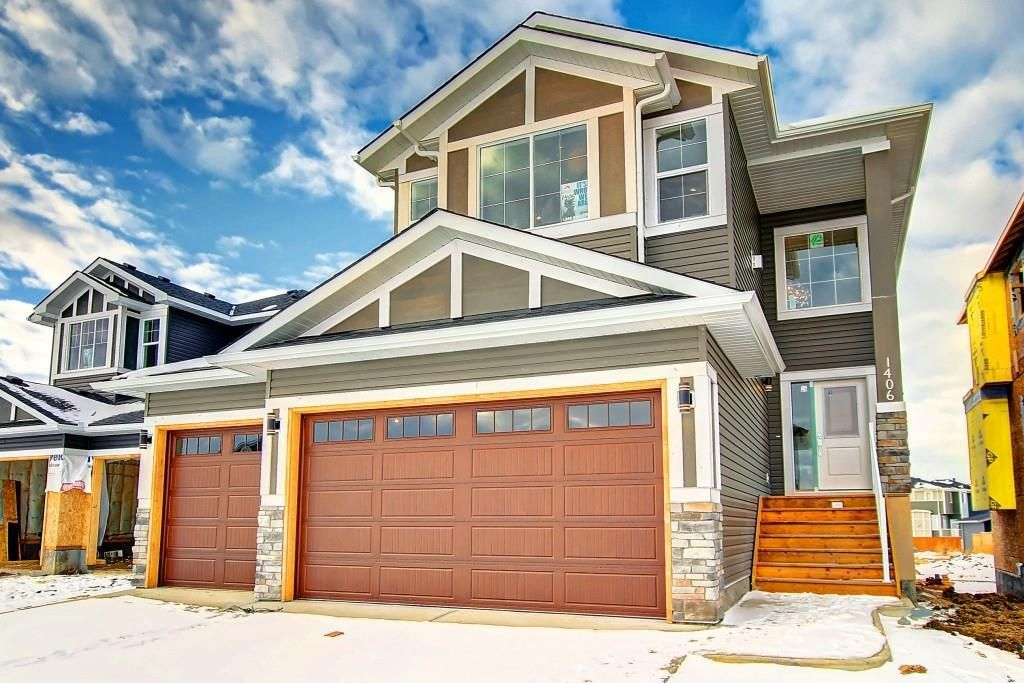 Main Photo: 1406 Price Close: Carstairs Detached for sale : MLS®# C4300238