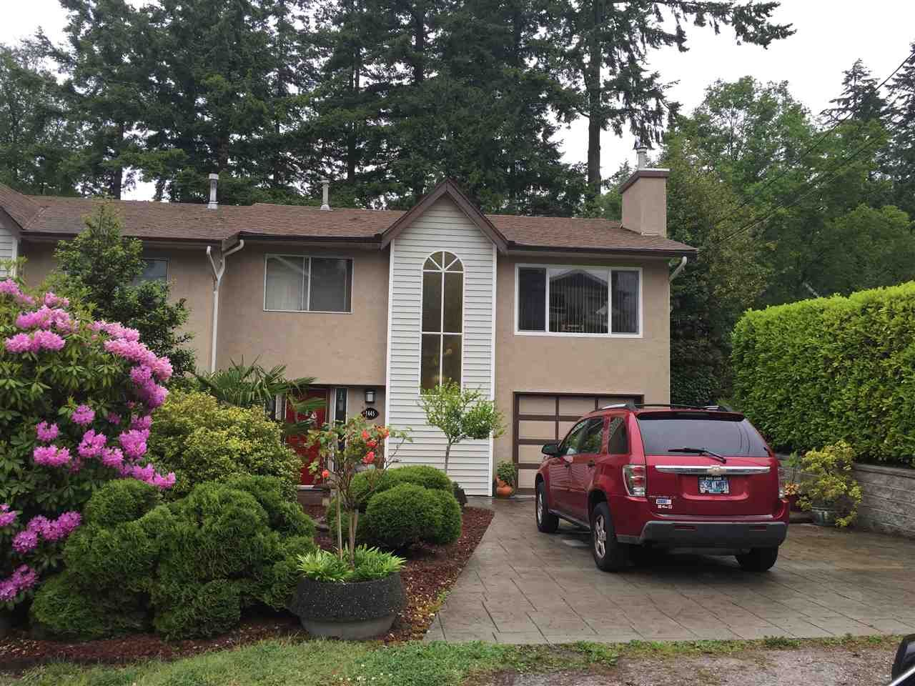 Main Photo: 1445 VIDAL Street: White Rock 1/2 Duplex for sale (South Surrey White Rock)  : MLS®# R2171728