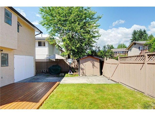 Photo 20: Photos: 1291 PIPELINE Road in Coquitlam: New Horizons House for sale : MLS®# V1012261