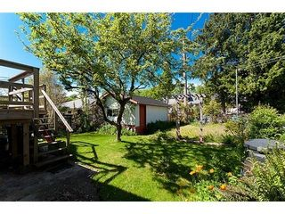 Photo 9: 3857 24TH Ave W in Vancouver West: Dunbar Home for sale ()  : MLS®# V950596