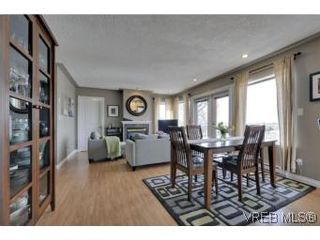 Photo 6: 857 Rainbow Cres in : SE High Quadra House for sale (Saanich East)  : MLS®# 534350