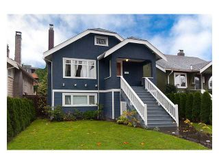 Photo 1: 3323 W 10TH Avenue in Vancouver: Kitsilano House for sale (Vancouver West)  : MLS®# V859119