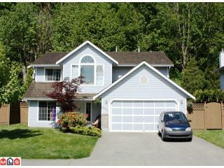 """Photo 1: 3025 CROSSLEY Drive in Abbotsford: Abbotsford West House for sale in """"ELLWOOD PROPERTY"""" : MLS®# F1013780"""