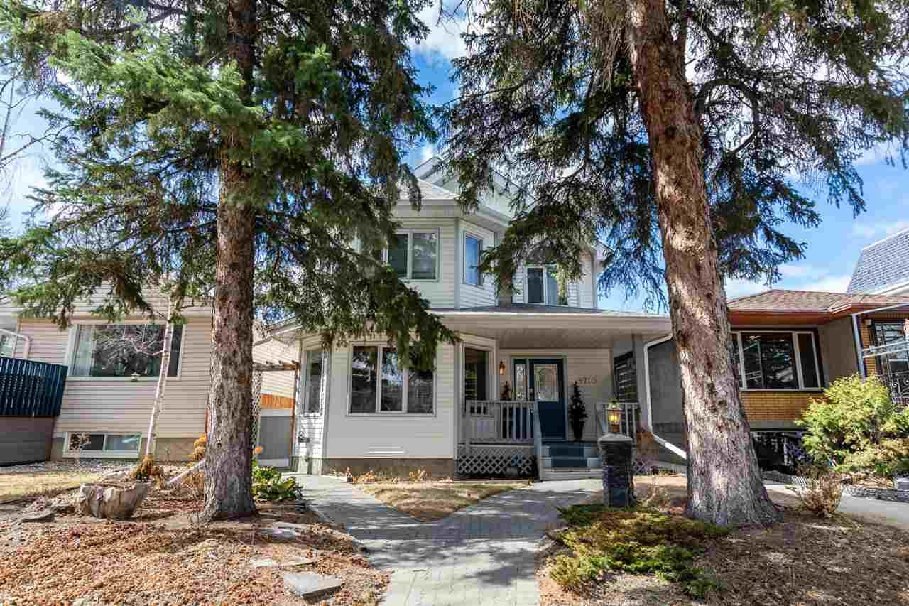 Main Photo: 9710 95 Street in Edmonton: Zone 18 House for sale : MLS®# E4250238