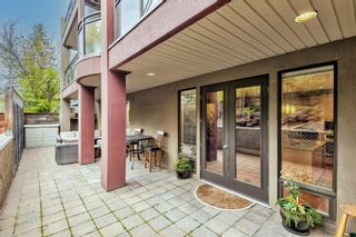Photo 20: 103 1731 13 Street SW in Calgary: Lower Mount Royal Apartment for sale : MLS®# A1144592