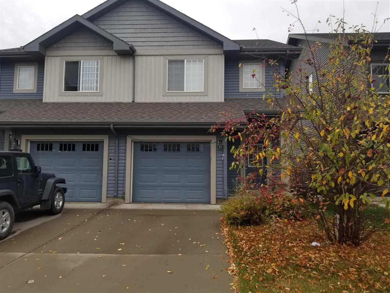 Main Photo: 6018 214 Street in Edmonton: Zone 58 House Half Duplex for sale : MLS®# E4225593