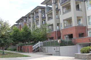 "Photo 1: 213 9200 FERNDALE Road in Richmond: McLennan North Condo for sale in ""KENSINGTON COURT"" : MLS®# R2215386"