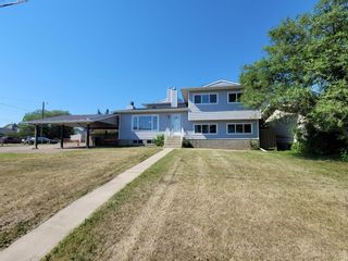 Main Photo: 1 5711 50 Avenue in Stettler: Stettler Town Row/Townhouse for sale : MLS®# A1156411