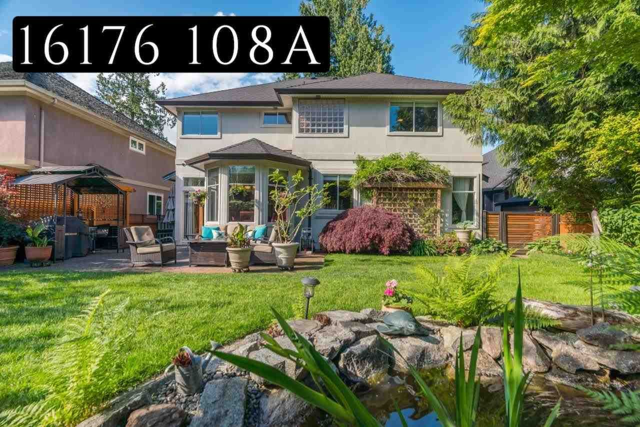 Main Photo: 16176 108A Avenue in Surrey: Fraser Heights House for sale (North Surrey)  : MLS®# R2587320