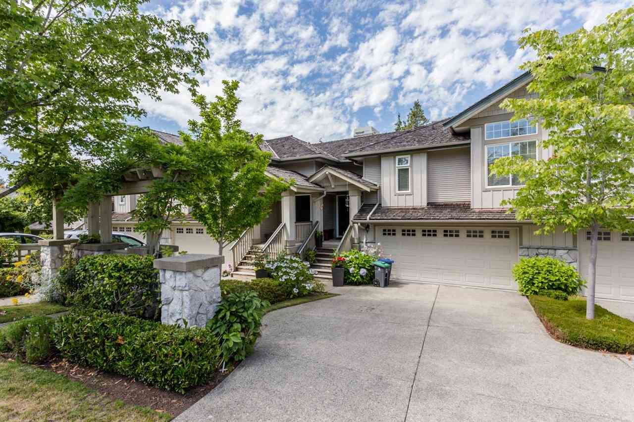 Main Photo: 15031 27A AVENUE in : Sunnyside Park Surrey Townhouse for sale : MLS®# R2110735