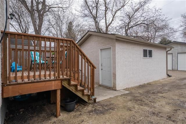 Photo 19: Photos: 19 Havelock Avenue in Winnipeg: Residential for sale (2D)  : MLS®# 1910616