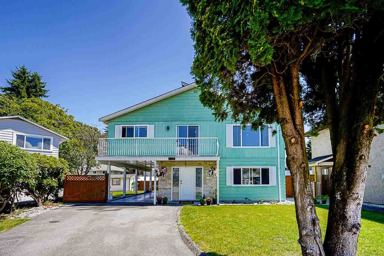 """Main Photo: 1928 HOMFELD Place in Port Coquitlam: Lower Mary Hill House for sale in """"LOWER MARY HILL"""" : MLS®# R2592934"""