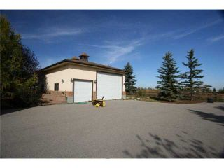 Photo 18: 30084 SPRINGBANK Road in CALGARY: Rural Rocky View MD Residential Detached Single Family for sale : MLS®# C3540703