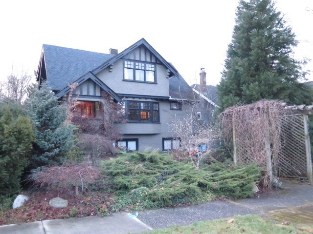 Main Photo: 4649 OSLER STREET in Vancouver West: Shaughnessy House for sale ()  : MLS®# R2031275