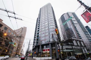 Photo 20: 1608 788 HAMILTON STREET in Vancouver: Downtown VW Condo for sale (Vancouver West)  : MLS®# R2426696