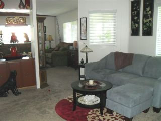 Photo 2: SAN MARCOS Manufactured Home for sale : 2 bedrooms : 650 S Rancho Santa Fe Rd #101