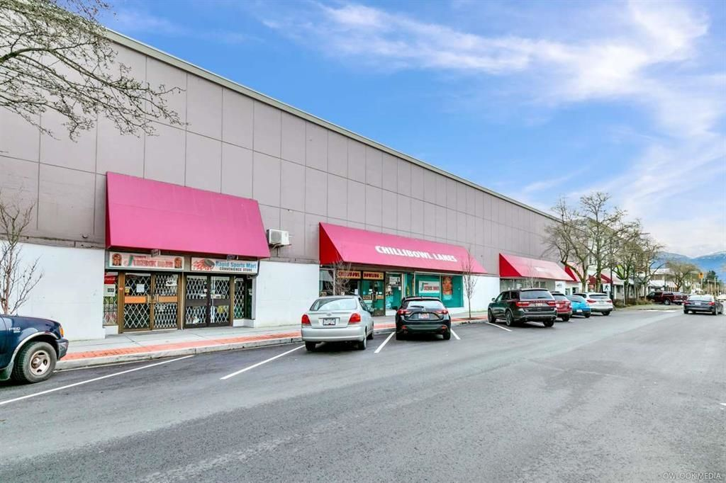 Main Photo: 45916 WELLINGTON Avenue in Chilliwack: Chilliwack W Young-Well Business with Property for sale : MLS®# C8040166