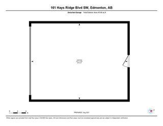 Photo 47: 161 HAYS RIDGE Boulevard in Edmonton: Zone 55 Attached Home for sale : MLS®# E4260312