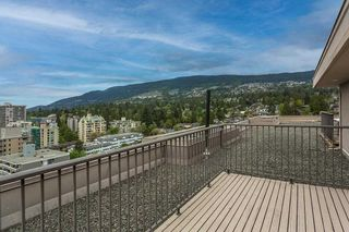 """Photo 28: 602 555 13TH Street in West Vancouver: Ambleside Condo for sale in """"Parkview Tower"""" : MLS®# R2591650"""