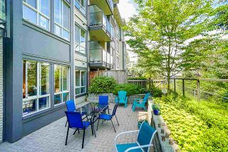 """Photo 26: 111 225 FRANCIS Way in New Westminster: Fraserview NW Condo for sale in """"WHITTAKER"""" : MLS®# R2497580"""