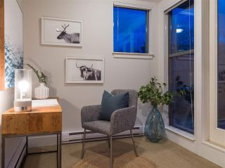 Photo 3: 830 West 6th Avenue in Vancouver: Fairview VW Townhouse for sale (Vancouver West)  : MLS®# R2444950
