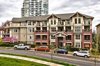 Photo 1: 406 285 ROSS DRIVE in New Westminster: Fraserview NW Condo for sale : MLS®# R2059721