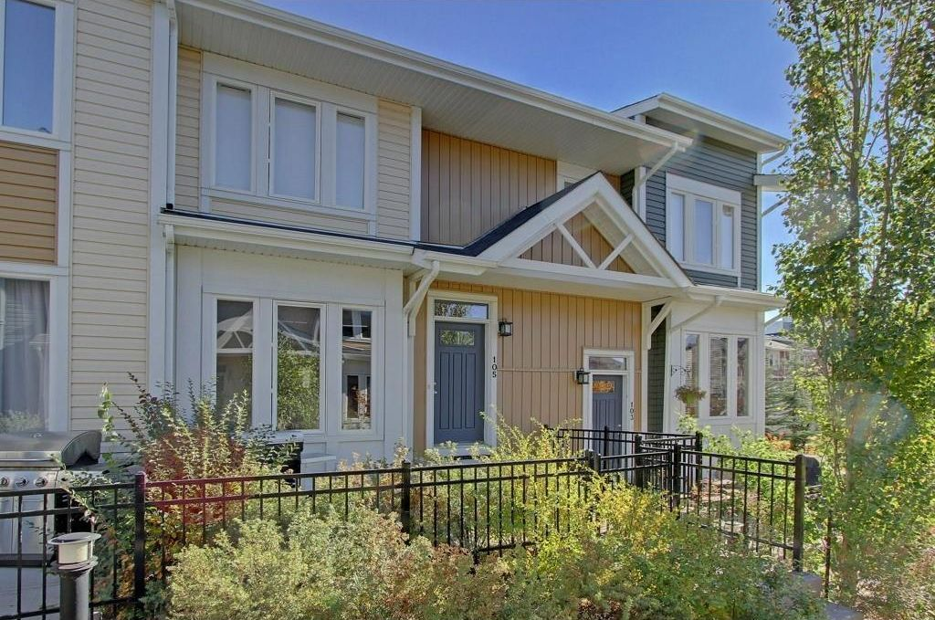 Main Photo: 105 AUBURN BAY Square SE in Calgary: Auburn Bay House for sale : MLS®# C4141384