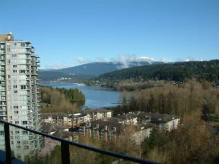 """Photo 1: 1803 301 CAPILANO Road in Port Moody: Port Moody Centre Condo for sale in """"THE RESIDENCES"""" : MLS®# R2157034"""