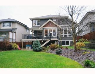 """Photo 10: 24227 MCCLURE Drive in Maple Ridge: Albion House for sale in """"MAPLE CREST"""" : MLS®# V798232"""