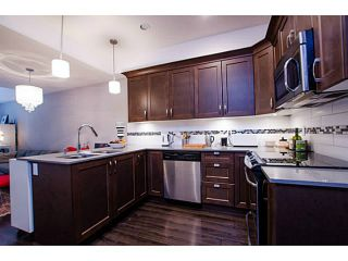 Photo 6: # 113 828 ROYAL AV in New Westminster: Downtown NW Condo for sale : MLS®# V1106214