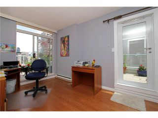 """Photo 10: 801 1272 COMOX Street in Vancouver: West End VW Condo for sale in """"CHATEAU COMOX"""" (Vancouver West)  : MLS®# V896383"""