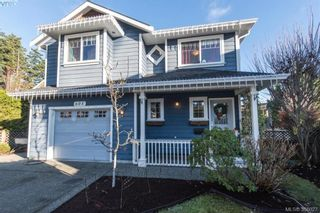 Photo 1: 605 Hammond Crt in VICTORIA: Co Triangle House for sale (Colwood)  : MLS®# 775728