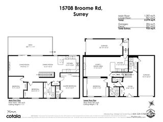 Photo 40: 15708 BROOME Road in Surrey: King George Corridor House for sale (South Surrey White Rock)  : MLS®# R2543944