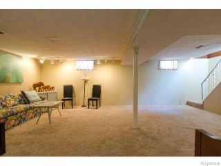 Photo 11: 145 Browning Boulevard in WINNIPEG: Westwood / Crestview Residential for sale (West Winnipeg)  : MLS®# 1515356