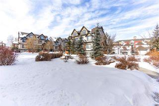 Photo 27: 7 5281 TERWILLEGAR Boulevard in Edmonton: Zone 14 Townhouse for sale : MLS®# E4229393