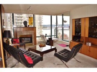 "Photo 1: # 702 8 LAGUNA CT in New Westminster: Quay Condo for sale in ""THE EXCELSIOR"" : MLS®# V918380"